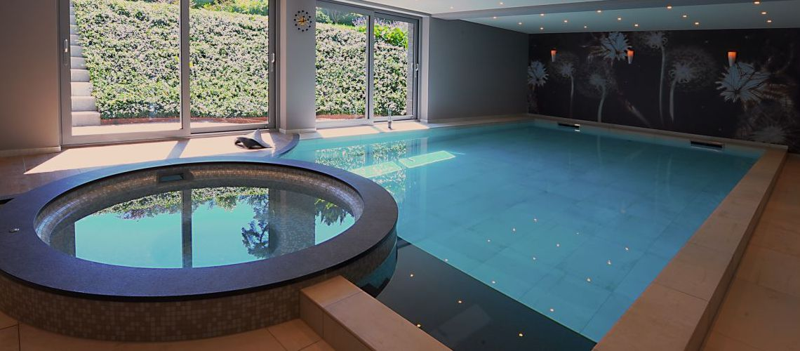 Waterstijl renovatie wellness